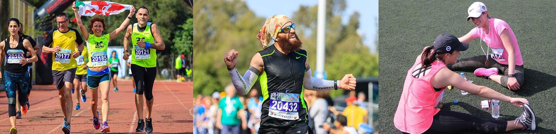 Poseidon Half Marathon