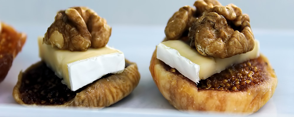 gourmet snacks for wine tastings