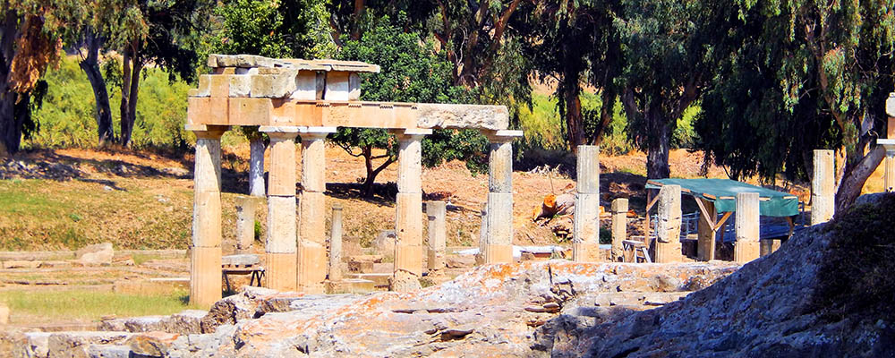 Temple of Artemis in Vravrona